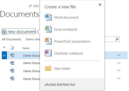 Document Collaboration - ShareKnowledge