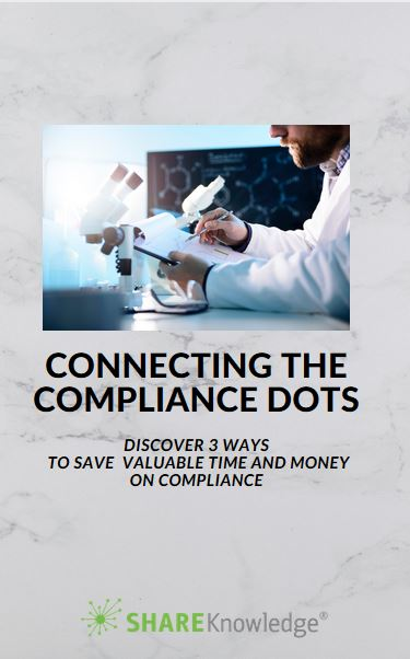 Connect Compliance Dots Cover Photo