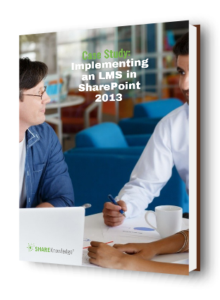 Implementing an LMS in SharePoint 2013   ShareKnowledge