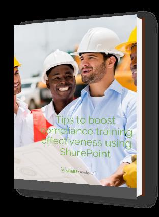 Compliance Training Effectiveness | ShareKnowledge LMS