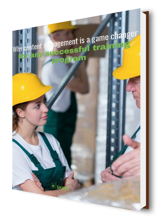 A content management system is a game changer