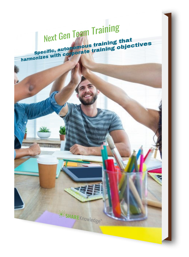 Next Gen Team Training | ShareKnowledge LMS