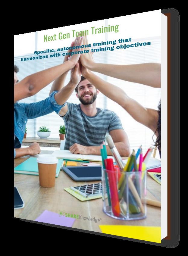 Next Gen Team Training   ShareKnowledge LMS
