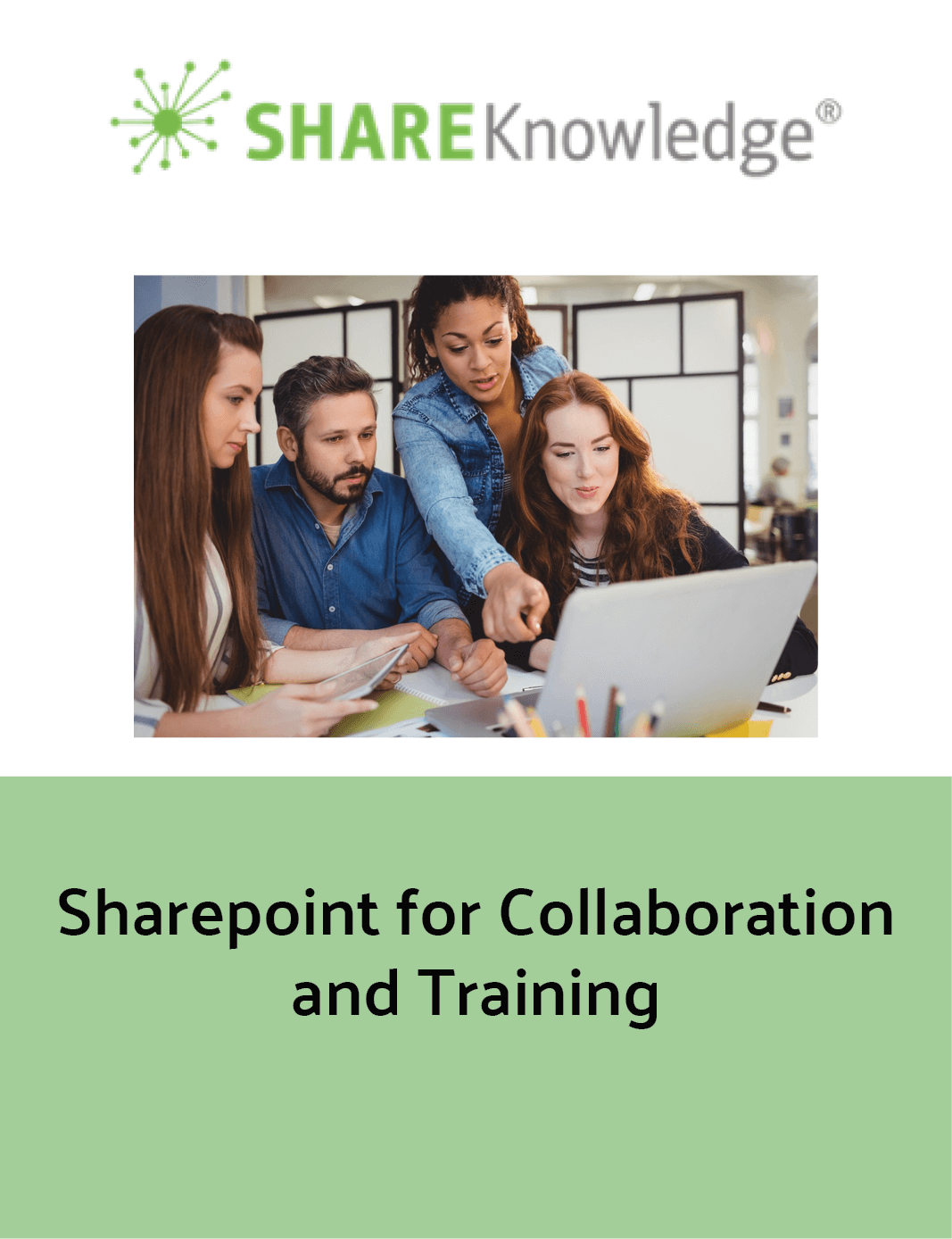 SharePoint for Collaboration and Training | ShareKnowledge LMS
