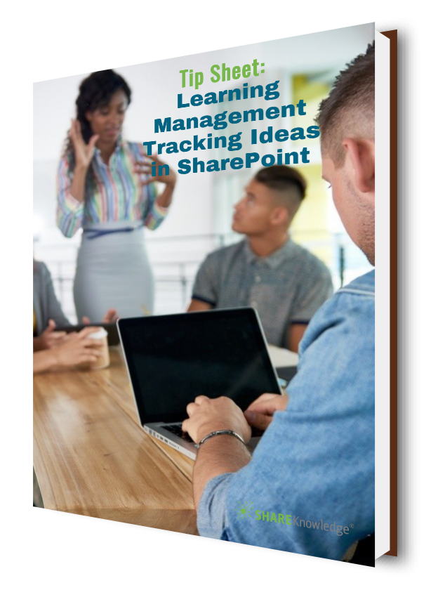 Tip Sheet: Learning Management Tracking Ideas