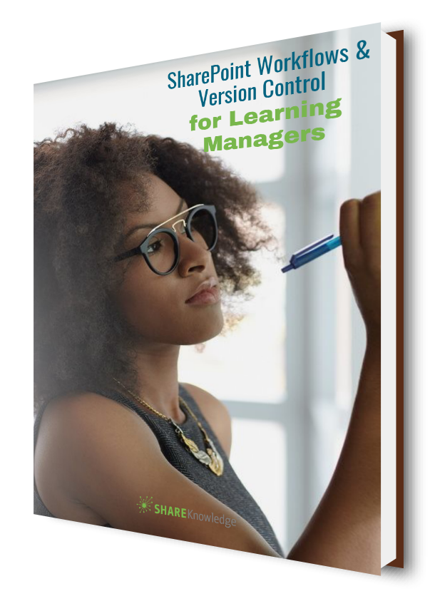 Workflows and Version Control for Learning Managers
