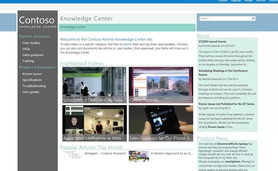 Extended Enterprise - Portal | ShareKnowledge LMS